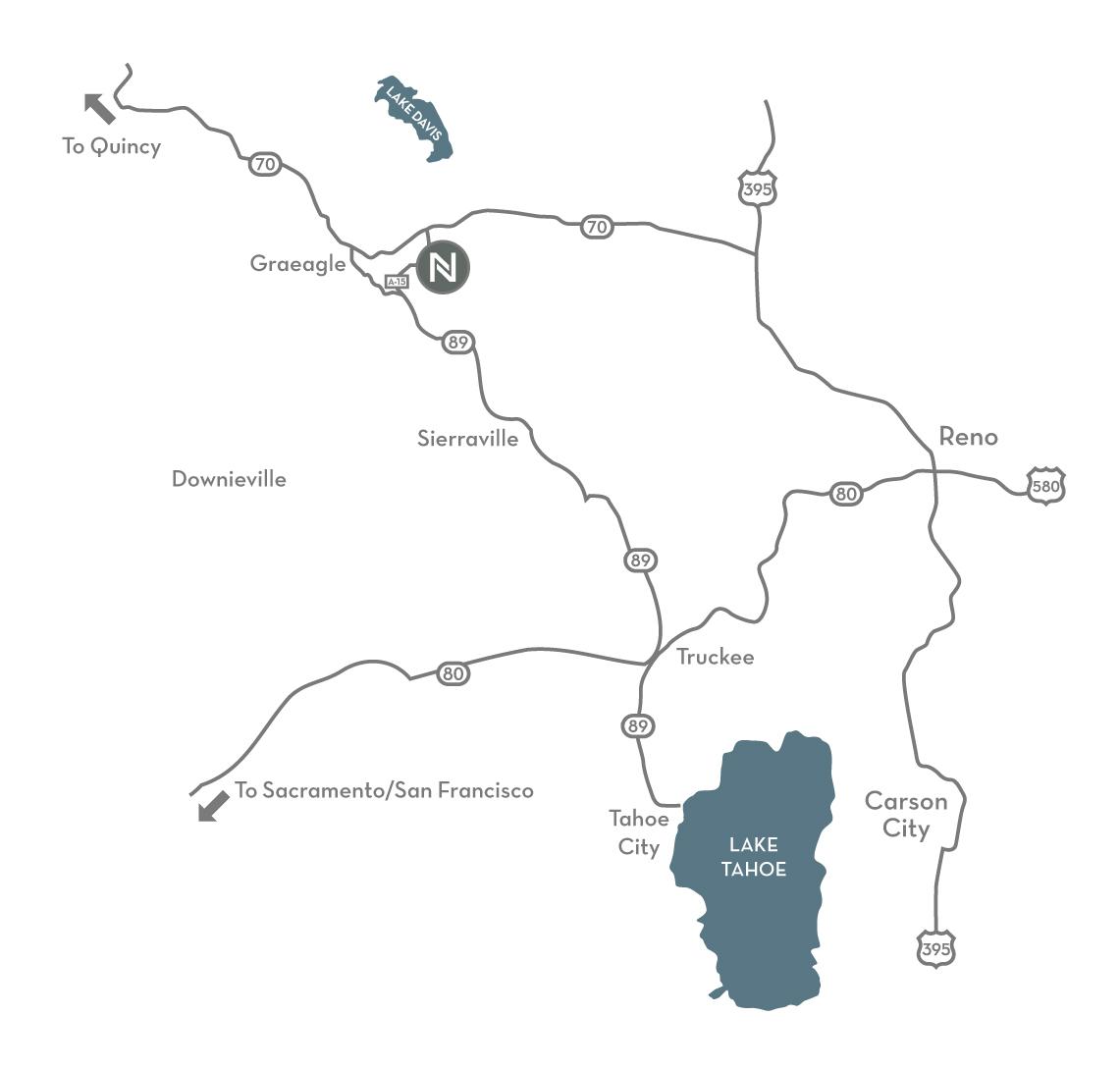 2020 Nakoma Locator Map Sacramento