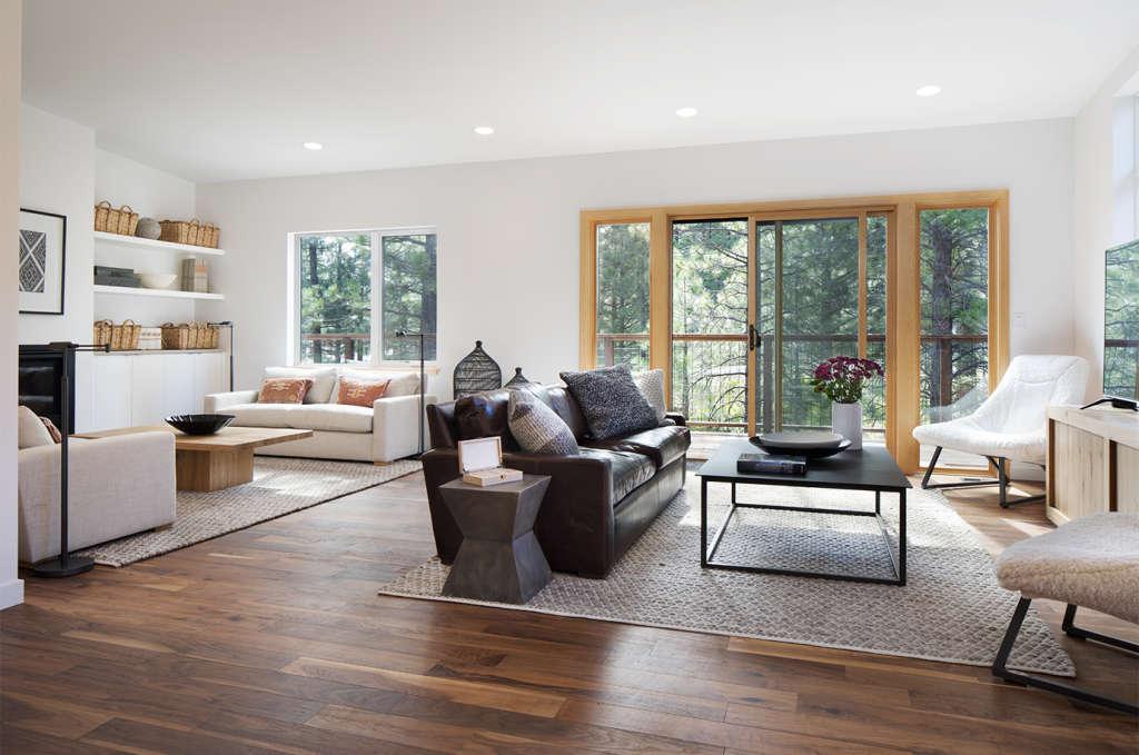 Ascend at Nakoma Interior Living Room