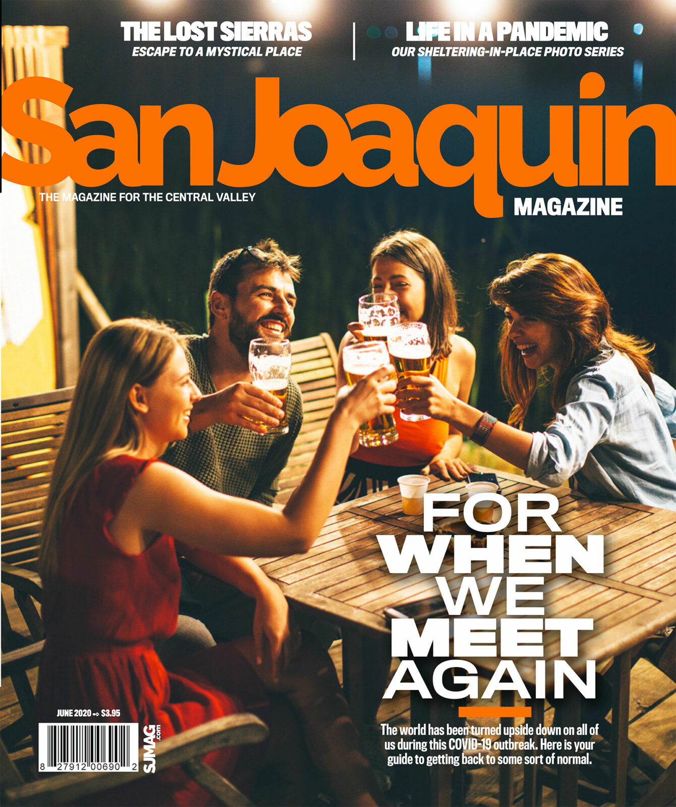 San Joaquin Magazine June 2020