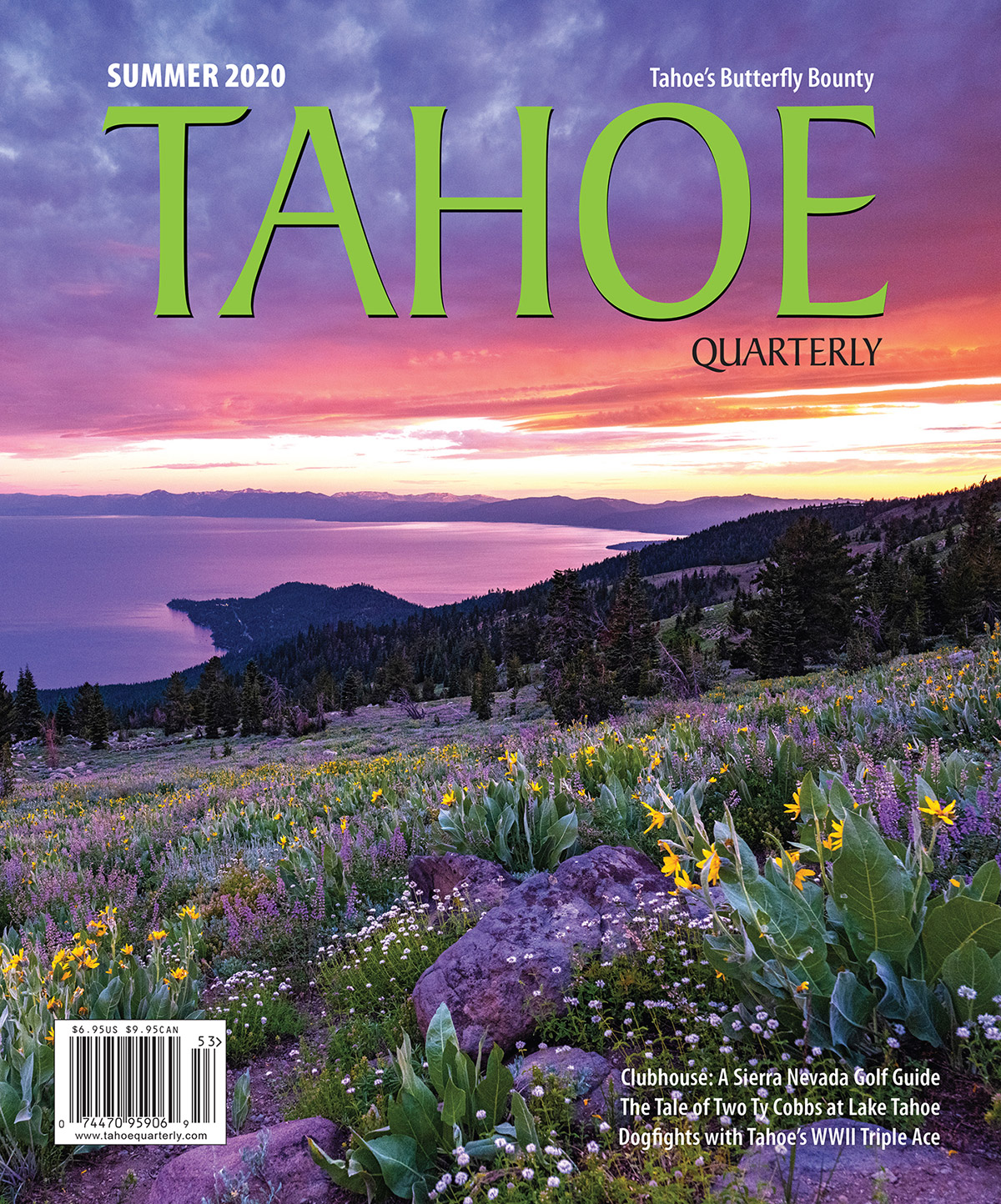 Tahoe Quarterly Summer2020
